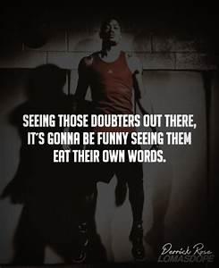 Derrick Rose Quotes About Life. QuotesGram