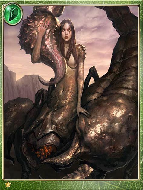 earth fallen scorpioness legend   cryptids wiki