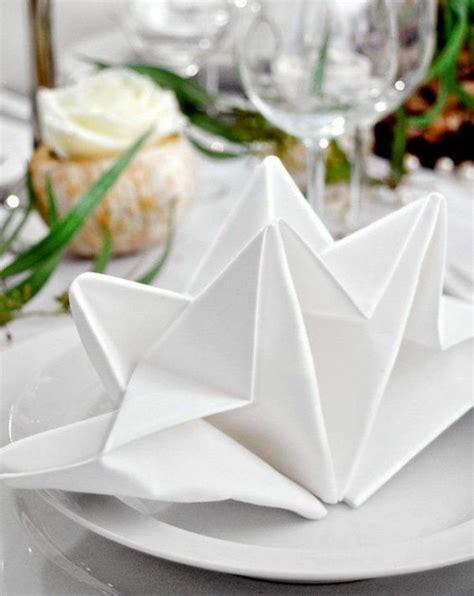 Tischdeko Servietten Falten by Servietten Falten Und Eine Kreative Tischdeko Zu Ostern