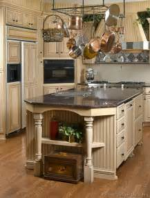 antique kitchen island pictures of kitchens traditional white antique kitchen cabinets page 3