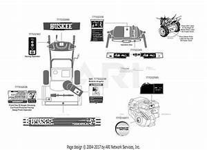 Mtd 31am6bhe731  2016  Parts Diagram For Label Map