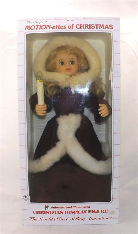 motion ettes of christmas figures 51 best motionettes images on caroler fur and modern