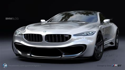 si e bmw design study what a bmw m gt could look like