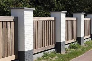Gartenzaun Holz Weiß : holz une beispiele f r die z une aus holz ~ Sanjose-hotels-ca.com Haus und Dekorationen