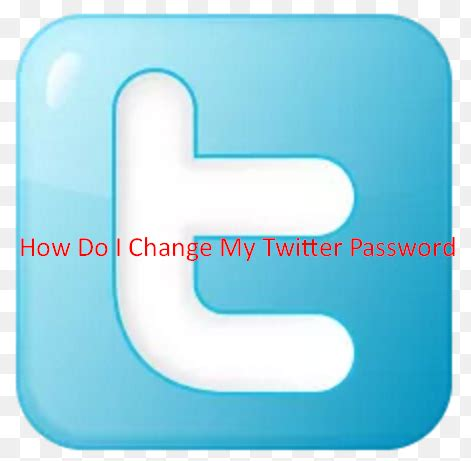 how do i change my password on my iphone how do i change my twitter password How D