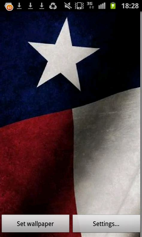amazoncom texas state flag  wallpaper appstore