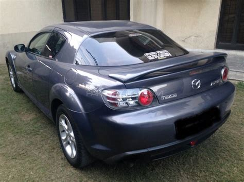 what kind of car is mazda mazda rx8 type s 2006 for sale in lahore pakwheels