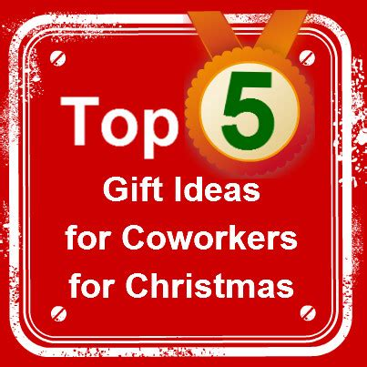 gift ideas for coworkers for christmas gift ideas for