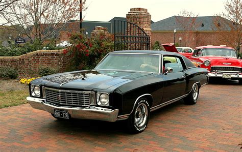 1972 chevrolet monte carlo pictures history