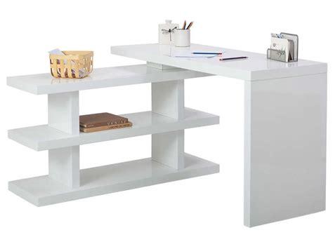 bureau conforama blanc bureau volta 2 coloris blanc vente de bureau conforama