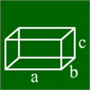 Parallelogramm Diagonale Berechnen : mae vom quader berechnen volumen oberflche seite grundflche mantelflche ~ Themetempest.com Abrechnung