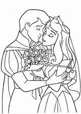Coloring Princess Prince Pages Sleeping Beauty Disney Sheets Handsome Phillip Sheet Printable Coloringpagesfortoddlers Aurora Married Colorings Advertisement Getcolorings Popular Forkids sketch template