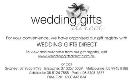 An Introduction To Wedding Registry Etiquette For The