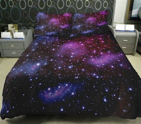 14 Amazing Galaxy Bedding Sets and Outer Space Bedding!