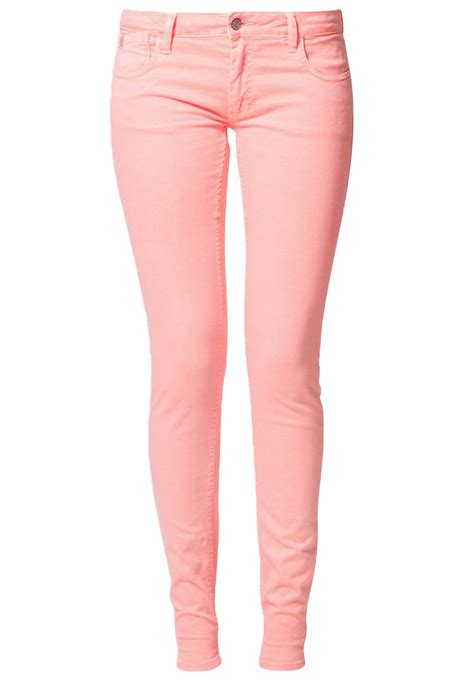 Shop For Light Pink Skinny Jeans Fl113 By Firalita At
