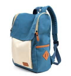 Canvas Style Backpacks for Girls