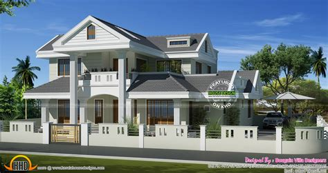 small house designs and floor plans style kerala model house kerala home design and