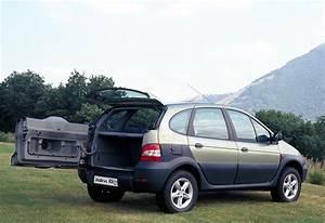 Renault Scenic Rx4 - Galerie Prasowe