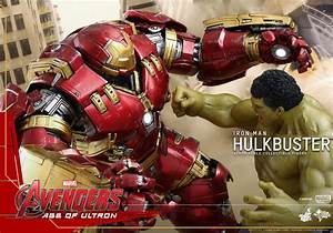 Hot Toys Avengers: Age of Ultron – Hulk and Hulkbuster ...