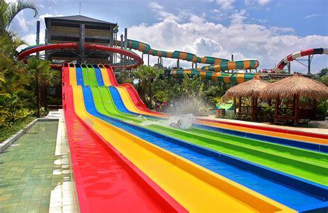 sekilas tentang jogjabay waterpark wisata jogja indonesia