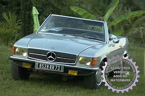 Mercedes Sl 350 Occasion : location mercedes w107 350 sl cabrio de 1971 pour mariage savoie ~ Maxctalentgroup.com Avis de Voitures