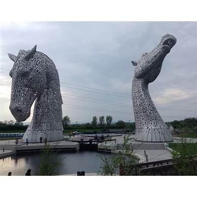 File:The Kelpies in Falkirk.jpg