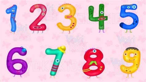 learn numbers and math for preschool learning and 968 | maxresdefault