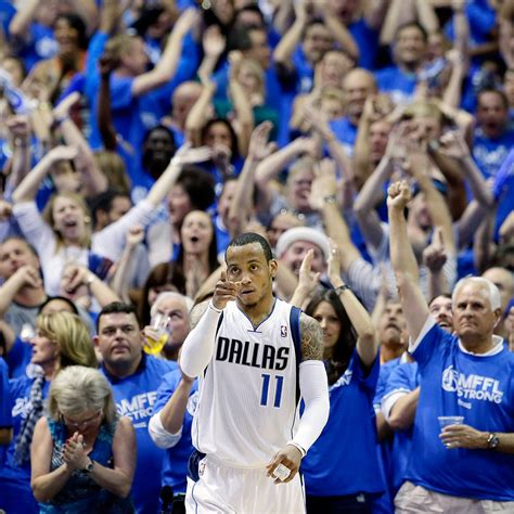 ellis forms dallas 2014 nba playoffs taylor in supporting role monta