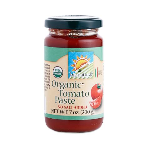 tomato paste organic tomato paste by bionaturae thrive market
