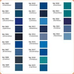 farbpalette blau das vw forum ral farbton ähnlich la5b marineblau