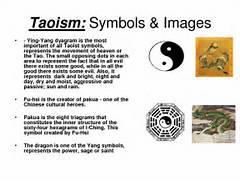 Taoism takes its name ...