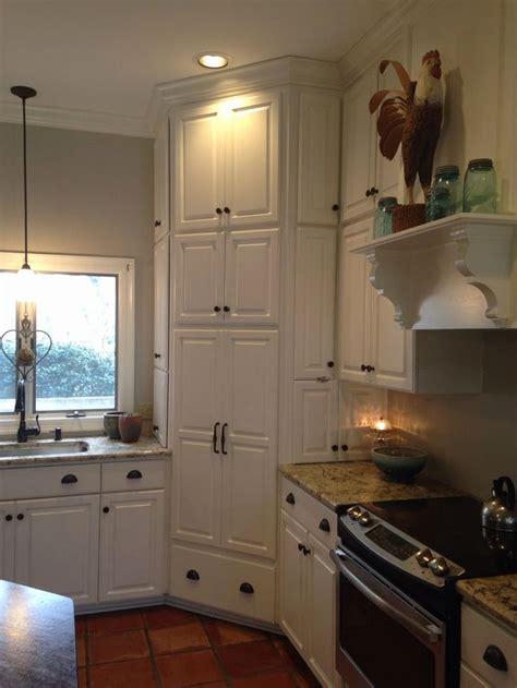 kitchen layouts  pantry lovely corner pantry white