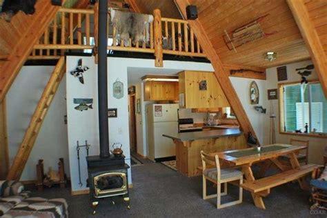 a frame home interiors rustic a frame interior cabin interiors