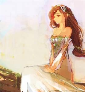 Garnet Til Alexandros XVII Final Fantasy IX Image