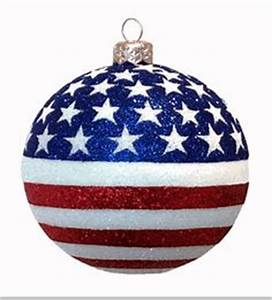PATRIOTIC RED WHITE BLUE CHRISTMAS IDEAS
