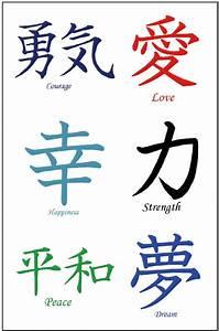 36 Premium Kanji Tattoos: Japanese, Chinese, Asian ...