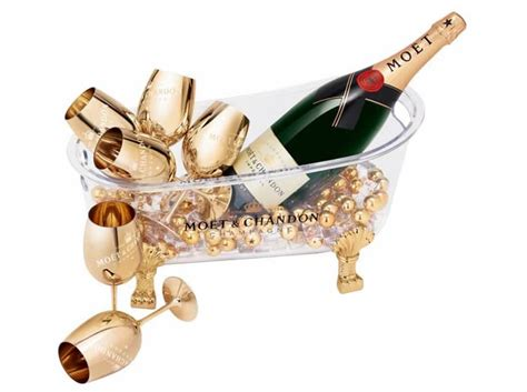 wine and beverage cooler moët chandon introduces limited edition so bubbly