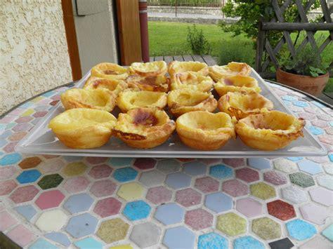 gateaux portugais natas