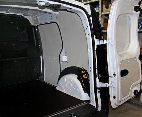 Van racking for Kangoo Renault