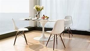 Table Pied Tulipe : table tulipe eero saarinen style marbre 110 cm pas cher ~ Teatrodelosmanantiales.com Idées de Décoration