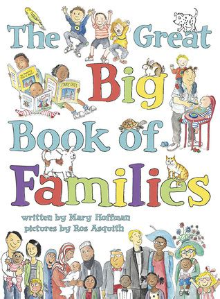 great big book  families  mary hoffman