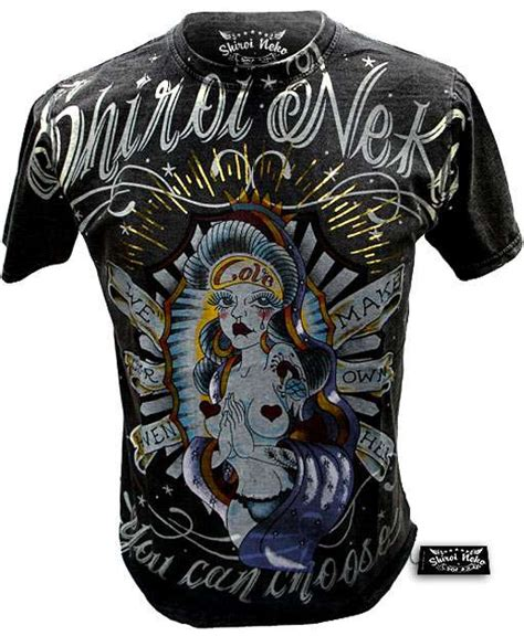 Tattoo Clothing Ecofriendly Blue Baldur Clothes Inspired
