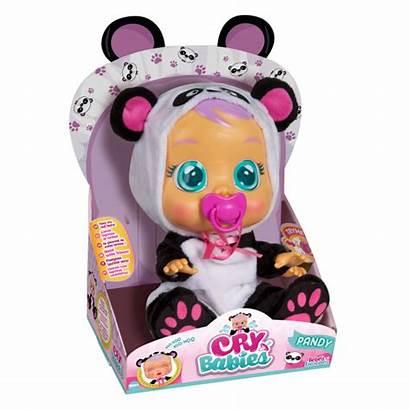 Pandy Cry Babies Toys Box Toy Panda
