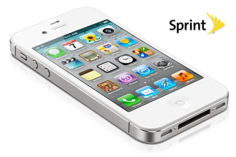unlock iphone 4s sprint sprint loss widens on iphone costs