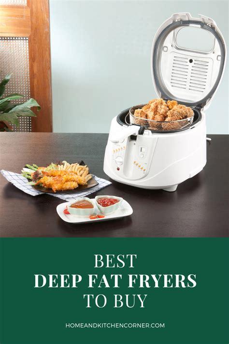 deep fat fryers fryer