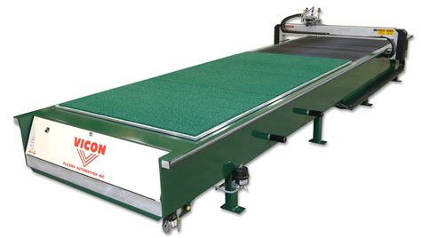 vicon 520 dl plasma liner cutting table