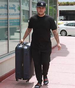 Rob Kardashian Thrilled with Weight Loss -- But Says He's ...