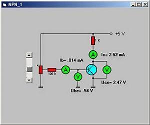 Transistor Berechnen : elektronik grundlagen ladung und strom ~ Themetempest.com Abrechnung