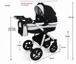Günstige Kombikinderwagen Mit Babyschale : nexxo kombikinderwagen 3in1 mit kunststoffschale und babyschale f r isofix ebay ~ Watch28wear.com Haus und Dekorationen