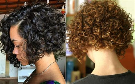 Bob Hairstyles 2017 For Curly Hair Look Collection